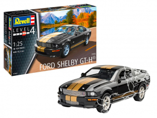 Revell maquette voiture 07665  2006 Ford Shelby GT-H 1/25