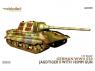 Modelcollect maquette militaire 35005 Jagdtiger II allemand de la seconde guerre mondiale 1/35