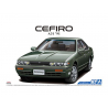 Aoshima maquette voiture 56448 Nissan A31 Cefiro 1991 1/24