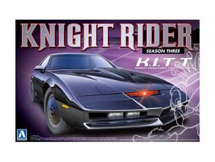 Aoshima maquette voiture 07037 K2000 KITT Saison 3 1/24