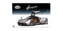 Aoshima maquette voiture 10907 Pagani Huayra 1/24