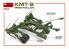 Mini Art maquette militaire 37040 MINE-ROLLER KMT-9 1/35