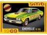 AMT maquette voiture 1138 Chevrolet chevelle SS 396 1969 1/25