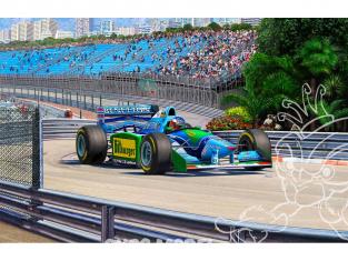 Revell maquette voiture 05689 25th Anniversaire de la Benetton Ford B194 1/24
