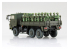Aoshima maquette militaire 012093 JAPAN AUTO-DEFENSE CAMION TYPE 73 avec 20 figurines d'infanterie 1/72