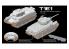 Dragon maquette militaire 6936 Char lourd T1E1 (3 en 1) Série Black Label 1/35