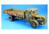 Zvezda maquette militaire 3647 camion Allemand Einheitsfahrerhaus L-4500 1/35