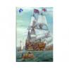 heller maquette bateau 80828 mayflower 1/150