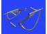 EDUARD Brassin super detaillage 635015 STEN Mk.II Submachine gun 1/35
