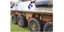 TRUMPETER kit amelioration militaire 06608 LAV II series 8X8 ROU