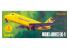 Atlantis maquette avion AMC6004 DC-9  Jet Airliner Hughes Airwest and TWA Decals 1/72