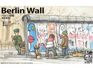AFV maquette militaire AF35317 Mur de berlin 1/35