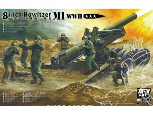 AFV maquette militaire AF35321 M1 Armes de huit ans WWII 1/35