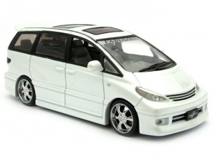 AOSHIMA miniature 72677 Toyota Estima 1/43