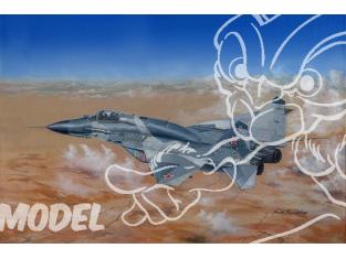 TRUMPETER maquette avion 03225 Mikoyan-Gourevitch MiG-29SMT Fulcrum 1/32