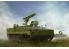 TRUMPETER maquette militaire 09551 9P157-2 Khrizantema-S système de missile antichar Russe 1/35