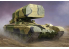 TRUMPETER maquette militaire 09560 TOS-1 Lance roquettes multiple modele 1989  1/35
