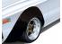 """Aoshima maquette voiture 54369 Jantes Hart 5 (5H) 14"""" et pneus 1/24"""