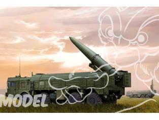 TRUMPETER maquette militaire 01051 9P78-1 TEL pour systeme SS-26 Stone 1/35