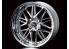 """Aoshima maquette voiture 55281 Jantes Kranze Borphes 19"""" et pneus 1/24"""