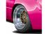 """Aoshima maquette voiture 54710 Jantes Excel 14"""" et pneus 1/24"""