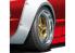 """Aoshima maquette voiture 54703 Jantes Bright 14"""" et pneus 1/24"""