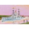 TRUMPETER maquette bateau 05355 Cuirassé Schleswig-Holstein 1908 1/350