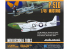 EDUARD maquette avion 11134 P-51D Mustang - Chattanooga Choo Choo Edition Limitee 1/48