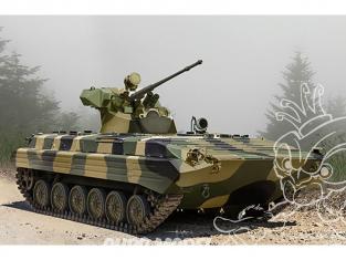 TRUMPETER maquette militaire 09572 BMP-1AM Basurmanin 1/35