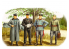 Hobby Boss maquette figurines 84406 Officiers allemand WWII 1/35