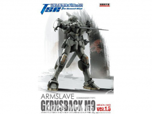 Aoshima maquette mecha 54116 Armslave Commander Type Gernsback M9 Ver.1.5
