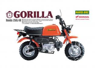 Aoshima maquette moto 48788 Gorilla Honda Z50J-III 1/12