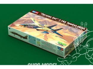 "Hobby Boss maquette avion 81771 F-14A  ""chat persan"" de l'armée de l'air iranienne 1/48"