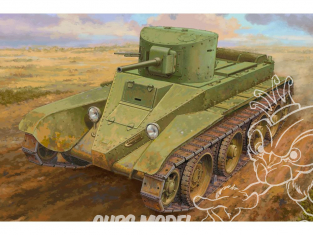 Hobby Boss maquette militaire 84515 Char soviétique rapide BT-2 (type moyen) 1/35