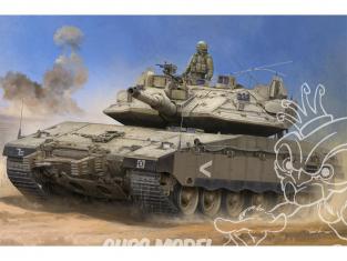 """Hobby Boss maquette militaire 84523 Merkava MK IV avec le système """"Trophy"""" 1/35"""