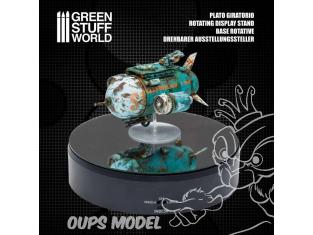 Green Stuff 504057 Base presentoir Rotative