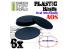 Green Stuff 503906 Socles Plastiques Ovale 90x52mm AOS