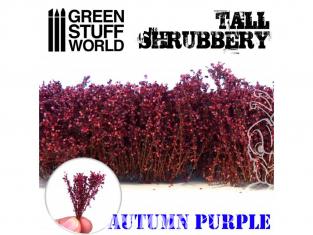 Green Stuff 504316 Grands Arbustes - Violet Automnal