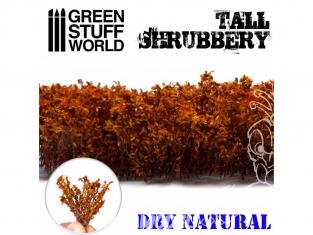 Green Stuff 504323 Grands Arbustes - Sec Naturel