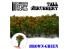 Green Stuff 504293 Grands Arbustes - Marron Vert