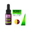 Green Stuff 504538 Résine Ultraviolette 30ml Effet Toxique
