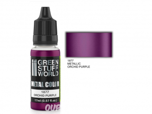 Green Stuff 502367 Peinture metallisee ORCHID PURPLE