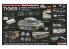 Dragon maquette militaire 6888 Tiger I Mid-Production avec Zimmerit Otto Carius (Battle of Malinava Village 1944) 1/35