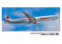 Hasegawa maquette avion 10723 Boeing 777-300ER dédié au gouvernement japonais 1/200