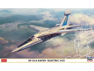 HASEGAWA maquette avion 02300 EF-111A Raven «Renard électrique» 1/72