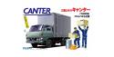 Fujimi maquette camion 011868 Mitsubishi Fuso Canter T200 1/32