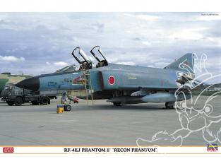 """Hasegawa maquette avion 09923 RF-4EJ Phantom II """"Recon Phantom"""" 1/48"""