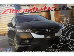 Fujimi maquette voiture 038124 Honda Odyssey Absolute 1/24