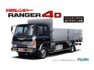 Fujimi maquette camion 011929 Hino Ranger 4D 1/32