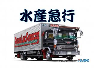 Fujimi maquette camion 011899 Camion 4T Frigo 1/32